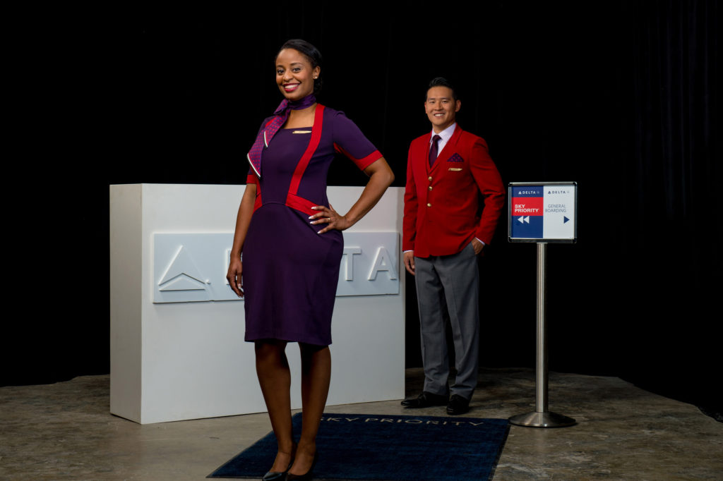 New Delta Uniforms 1